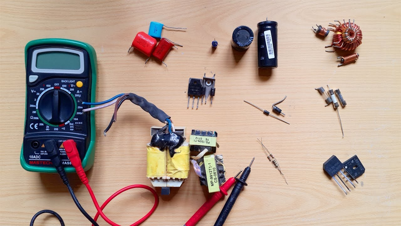 Electrical Components and Electronics