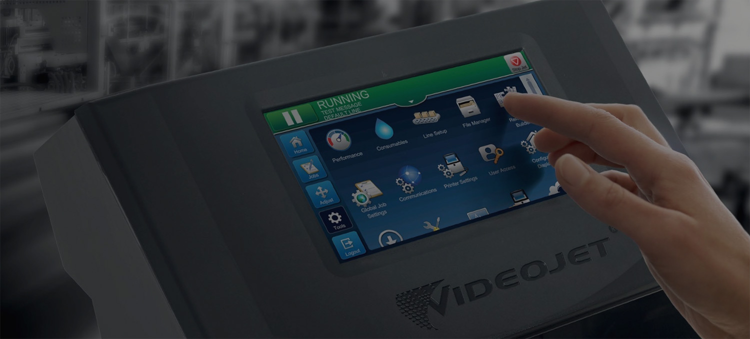 Convenient and Durable: Introducing the Latest Videojet 1280/1240 Industrial Printer